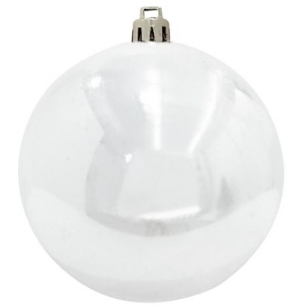 EUROPALMS Deco Ball 30cm, white #1