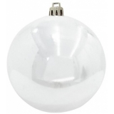 EUROPALMS Deco Ball 30cm, white