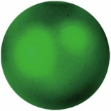 EUROPALMS Deco Ball 6cm, green, metallic 6x