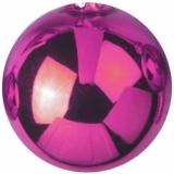 EUROPALMS Deco Qall 6cm, pink, shiny 6x
