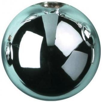 EUROPALMS Deco Ball 6cm, light blue, shiny 6x