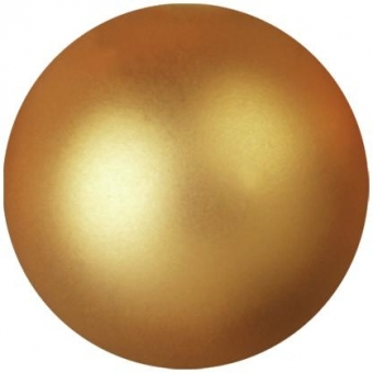 EUROPALMS Decoball 3,5cm, gold, metallic 48x