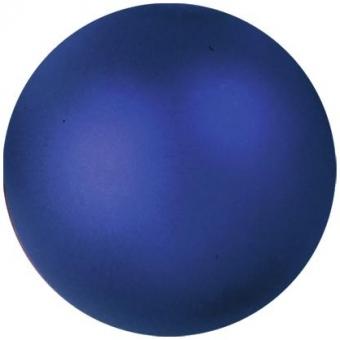 EUROPALMS Deco Ball 3,5cm, dark blue, metallic 48x