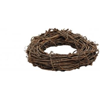 EUROPALMS Vine crown, natural, ca.50cm