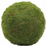EUROPALMS Moss ball, green, ca.30cm