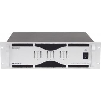OMNITRONIC MCP-6150 6-Channel Amplifier