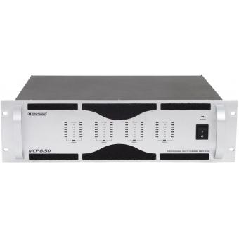 OMNITRONIC MCP-8150 8-Channel Amplifier