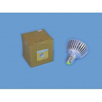 OMNILUX PAR-20 230V E-27 4x1 LEDs green #3
