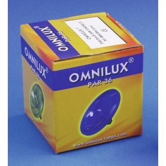 OMNILUX PAR-36 6.4V/30W G-53 VNSP blue #4
