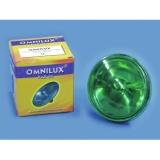 OMNILUX PAR-36 6.4V/30W G-53 VNSP green