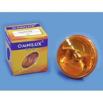 OMNILUX PAR-36 6.4V/30W G-53 VNSP orange