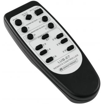OMNITRONIC LUB-27 Speaker Switch Box #5