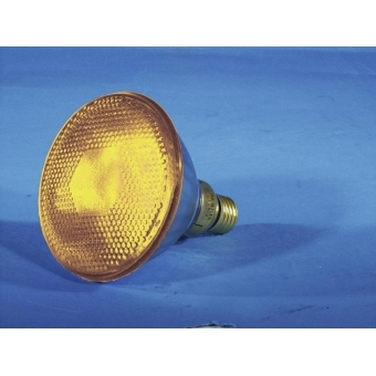 OMNILUX PAR-38 230V/80W E-27 FL yellow #2