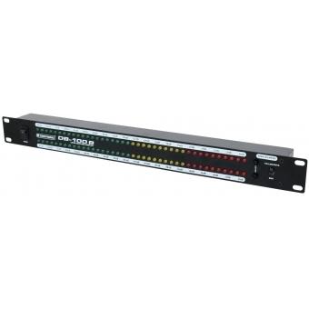OMNITRONIC DB-100B Decibel Level Meter #2