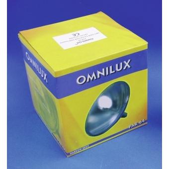 OMNILUX PAR-64 240V/500W GX16d VNSP 300h T #4