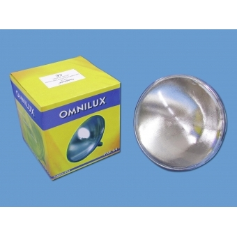 OMNILUX PAR-64 240V/500W GX16d NSP 300h H