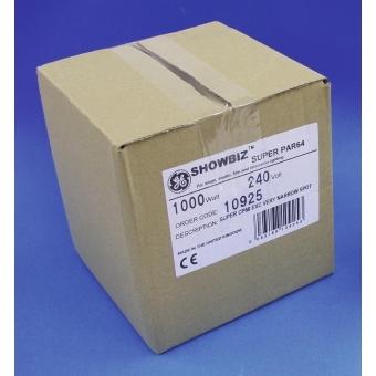 GE CP60 SUPER PAR 64 240V/1000W VNSP 300h #4