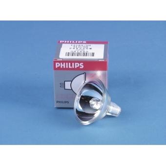 PHILIPS ELC 24V/250W GX-5.3 500h 50mm reflector