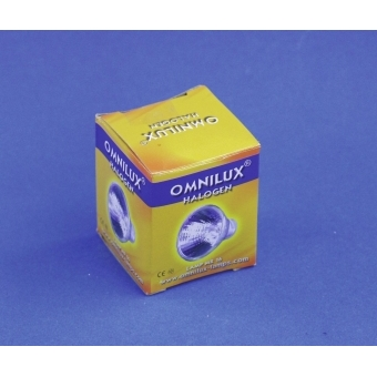 OMNILUX ELH 120V/300W GY-5.3 50mm reflector #4