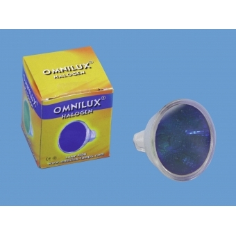 OMNILUX JCDR 230V/35W GX-5.3 1500h blue #2