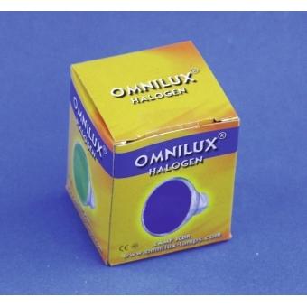 OMNILUX JCDR 230V/35W GX-5.3 1500h blue #4