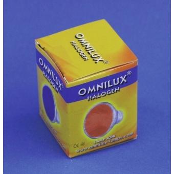 OMNILUX JCDR 230V/35W GX-5.3 1500h red #4