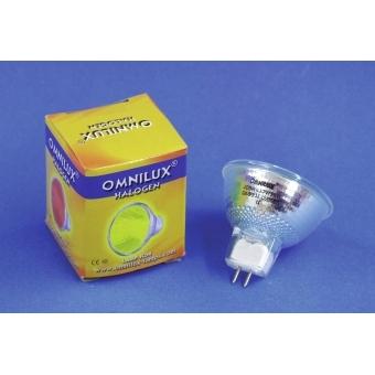 OMNILUX JCDR 230V/35W GX-5.3 1500h yellow #3