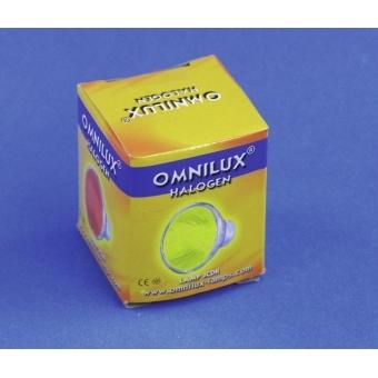 OMNILUX JCDR 230V/35W GX-5.3 1500h yellow #4
