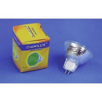 OMNILUX JCDR 230V/35W GX-5.3 1500h green #3
