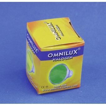 OMNILUX JCDR 230V/35W GX-5.3 1500h green #4