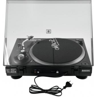 OMNITRONIC BD-1390 USB Turntable bk #5