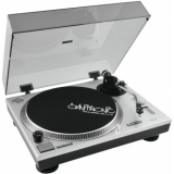 OMNITRONIC BD-1550 Turntable sil