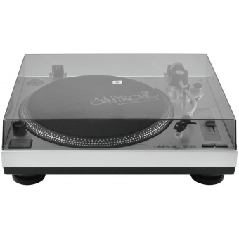 OMNITRONIC BD-1350 Turntable sil #4