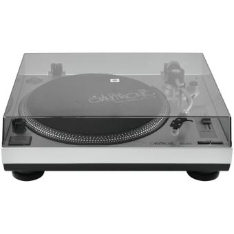 OMNITRONIC BD-1350 Turntable sil #4