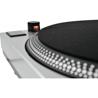 OMNITRONIC BD-1350 Turntable sil #10