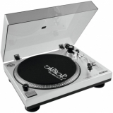 OMNITRONIC BD-1350 Turntable sil