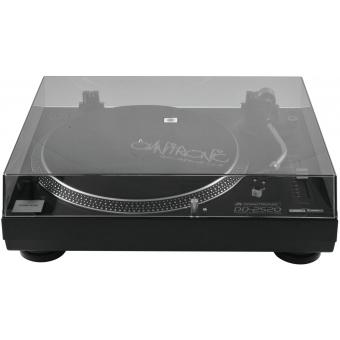 OMNITRONIC DD-2520 USB Turntable bk #4