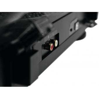 OMNITRONIC DD-2520 USB Turntable bk #9