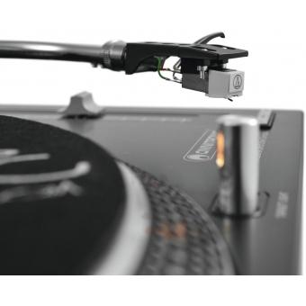 OMNITRONIC DD-2520 USB Turntable bk #13