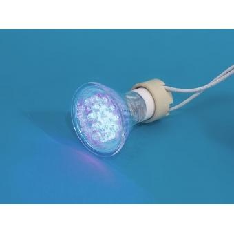 OMNILUX GU-10 230V 18 LED blue #4