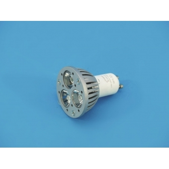 OMNILUX GU-10 230V 3x1W LED blue #2