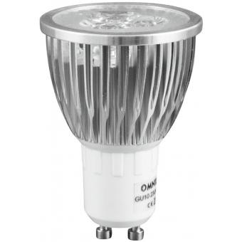 OMNILUX GU-10 230V 3x2W LED 6500K 30° CR