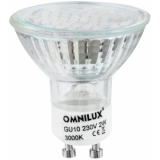 OMNILUX GU-10 230V 48 LED 100° white 3000K
