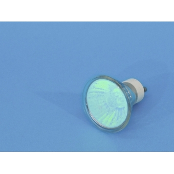 OMNILUX GU-10 230V/50W 1500h 25° blue #2