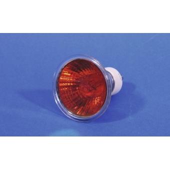 OMNILUX GU-10 230V/50W 1500h 25° red #2
