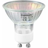 OMNILUX GU-10 230V/50W 1500h 25° green