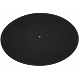 OMNITRONIC Slipmat, anti-static, neutral black