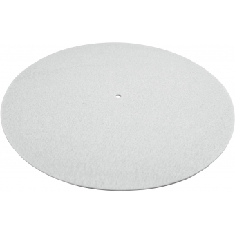 OMNITRONIC Slipmat, anti-static, neutral white #2