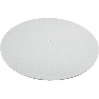 OMNITRONIC Slipmat, anti-static, neutral white #2