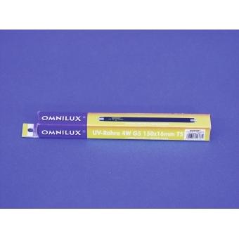 OMNILUX UV Tube 4W G5 T5 5000h 150 x 16mm #3